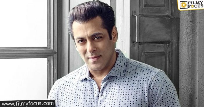 Radhe Salman Khan Files A Defamation Complaint Against This Critic