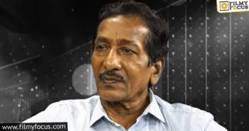Renowned Cinematographer V Jayaram Passes Away Due To Covid