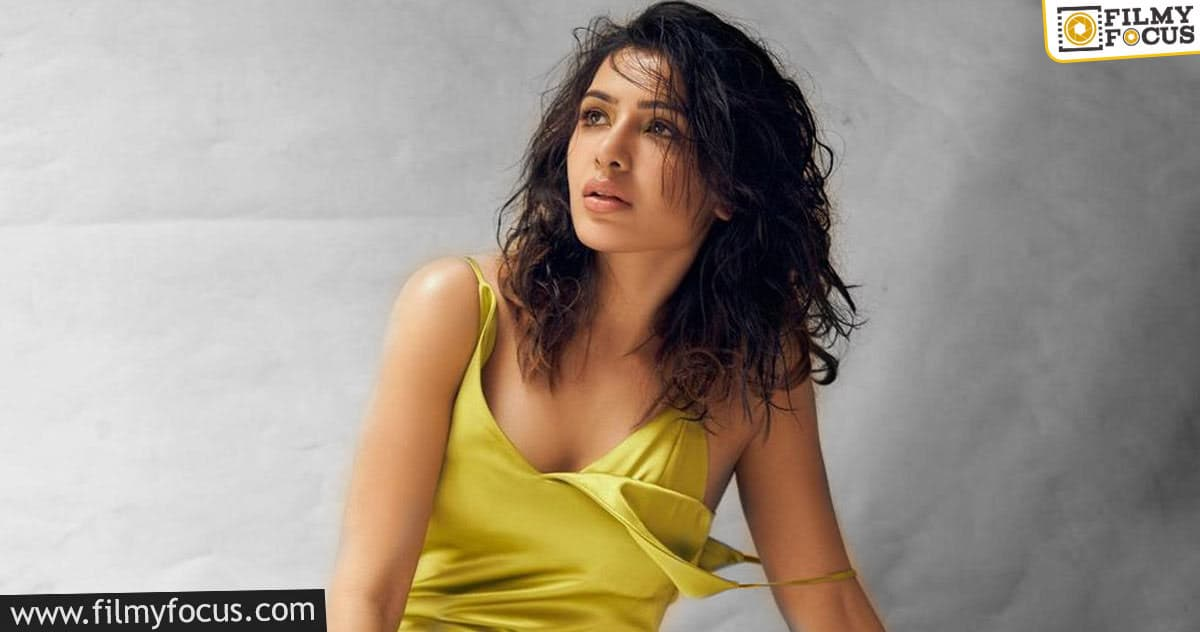 Samantha As Raji Will Shock The Viewers The Family Man Creators