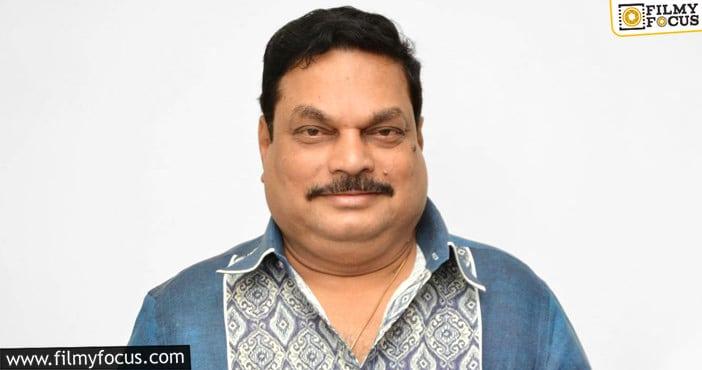 Senior Journalist And Producer Ba Raju Passes Away