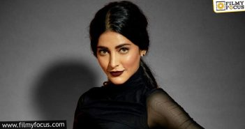 Shruthi Hassan Welcomes Travel Ban!