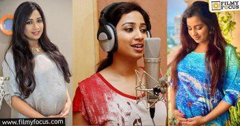 Singer Shreya Ghoshal Becomes A Proud Mom