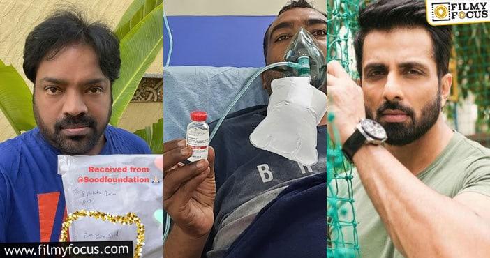 Sonu Sood Arranged Medicines On Meher Ramesh's Request