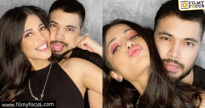 Spicy Update Shruti Haasan Takes Her Relationship To Next Level