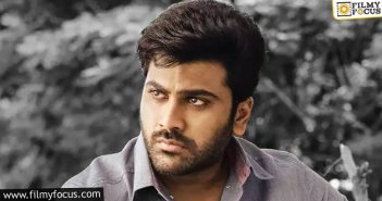 sreekaram a controversy with two different versions