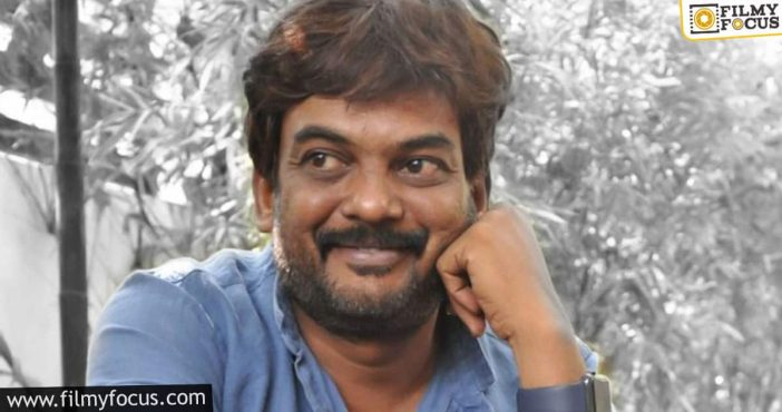 Strong Buzz Puri Jagannadh's Next With This Pan Indian Star