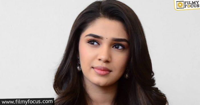 Team Kriti Shetty Denies Rumors