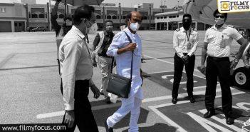 Telangana Lockdown Rajinikanth Returns To Chennai