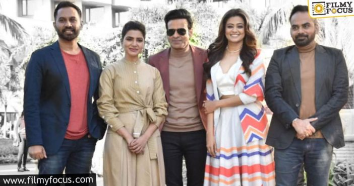 The Family Man 2 Team Faces Heat From The Tamilians; Deets Inside