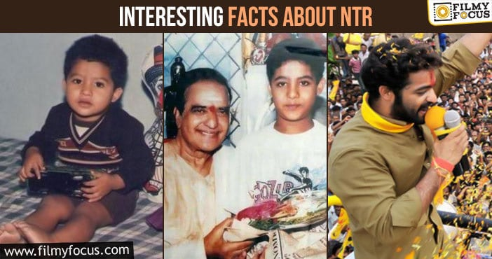 Interesting Facts About Ntr