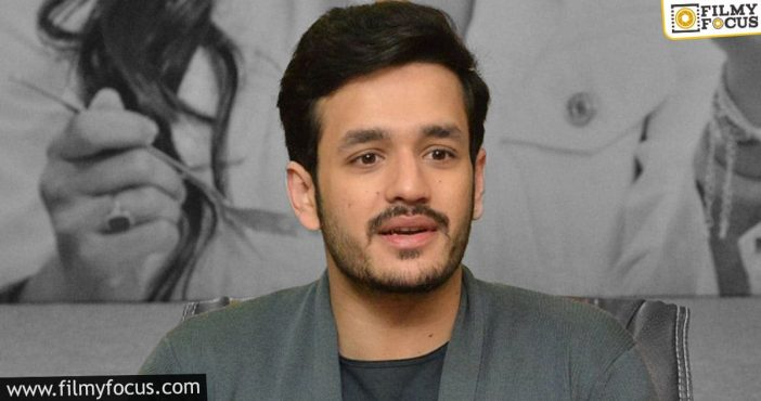 a risky combination on the cards for akhil