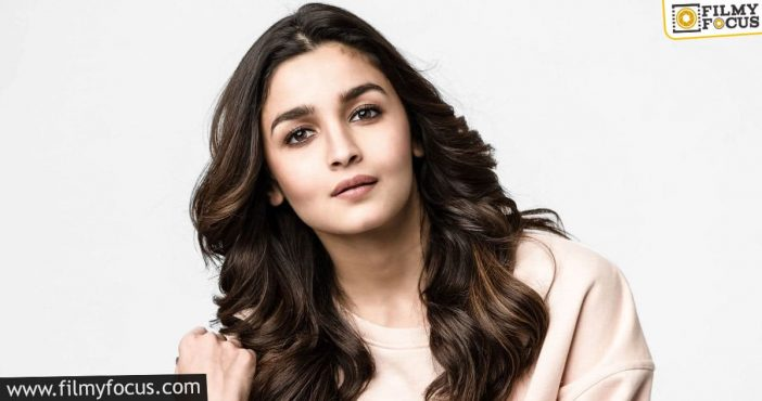 alia bhatt about to sign her second project in telugu