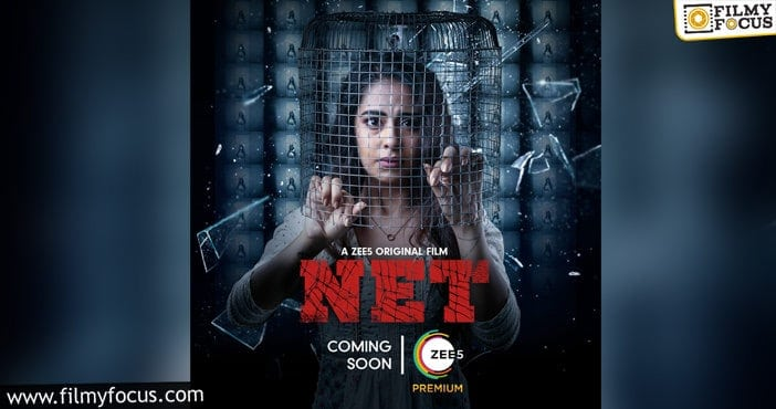 avika gor coming up with web series titled net1