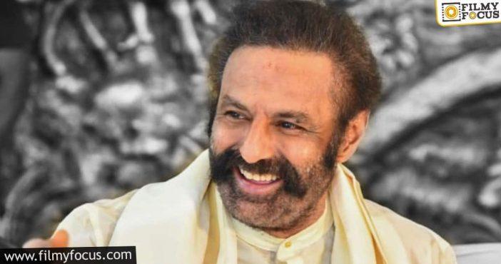 balakrishna the actor in huge demand