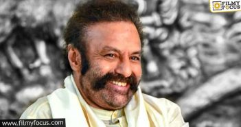 balakrishna continues to be the talk of the town