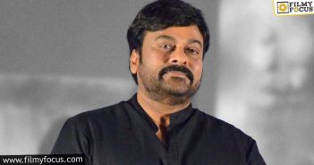 bollywood actress in talks for chiru's next