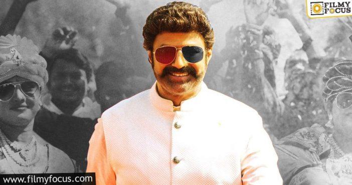 boyapati excels in bringing back vintage balakrishna