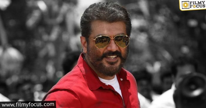 details regarding ajith's next are here