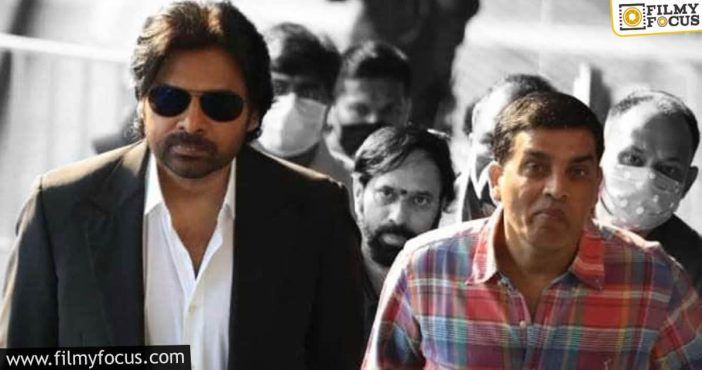 dil raju's personal recommendations to pawan kalyan