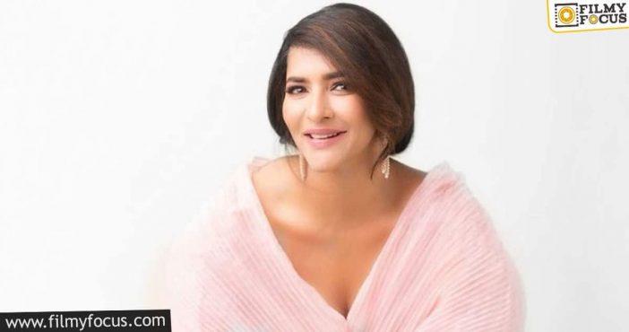 exclusive manchu lakshmi signs a talk show for aha