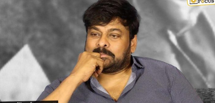 Lucifer remake continues haunting Chiranjeevi