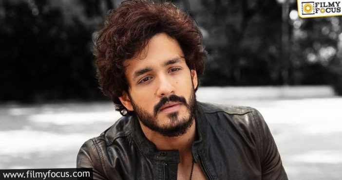 malayalam star for akhil's agent