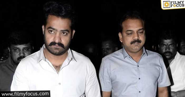 ntr30 koratala siva to be ready with all arrangements