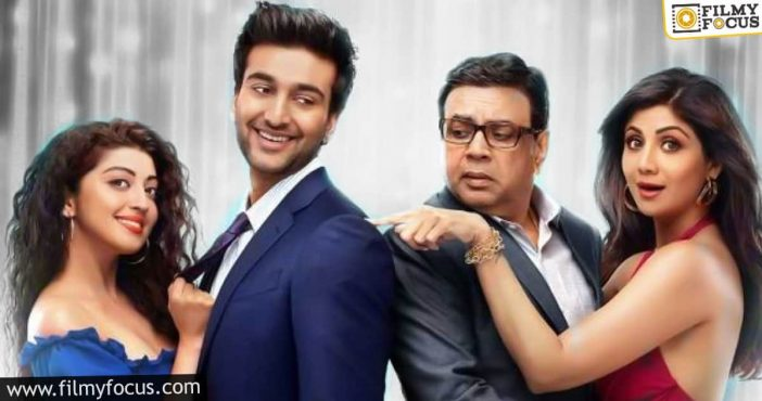 ott space pranitha subhash's bollywood film gets a decent offer