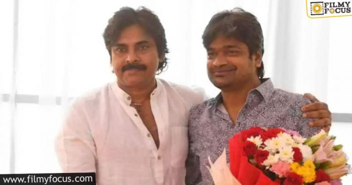 pawan's fans' dreams to come true with harish's film