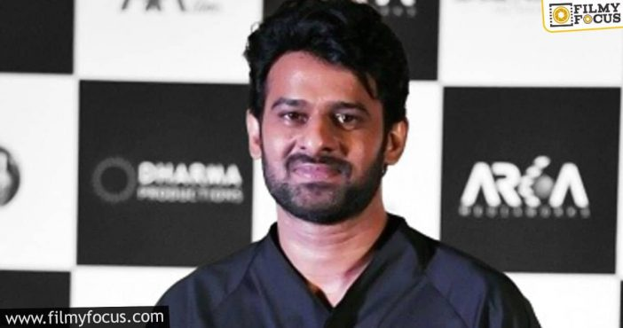 prabhas opts for a different route than others