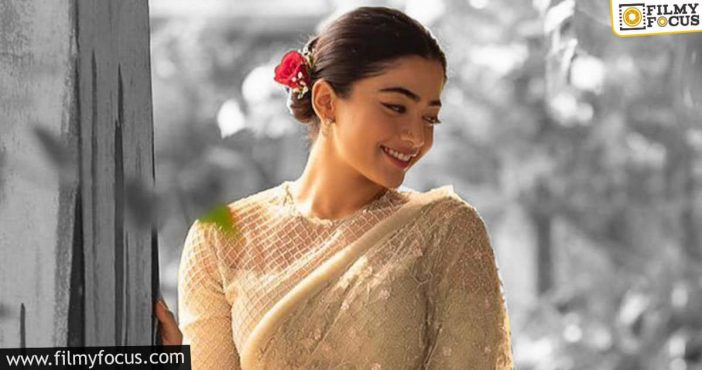 rashmika mandanna the most desirable woman
