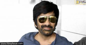 ravi teja in talks for this malayalam remake
