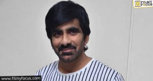 ravi teja to play this role in his next