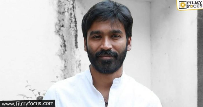 strong buzz dhanush to join forces with yet another telugu director