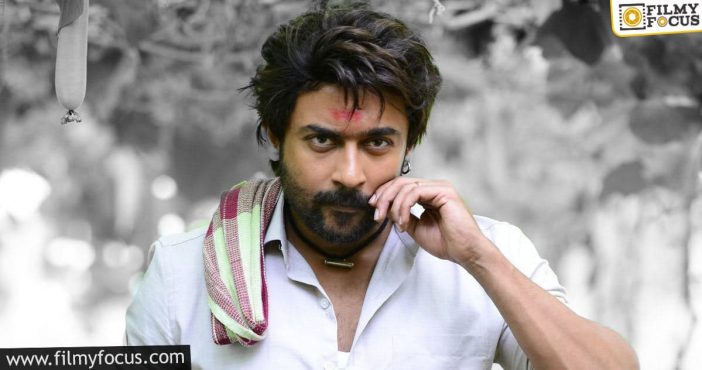 suriya's vaadi vasal to go on the floors from this month