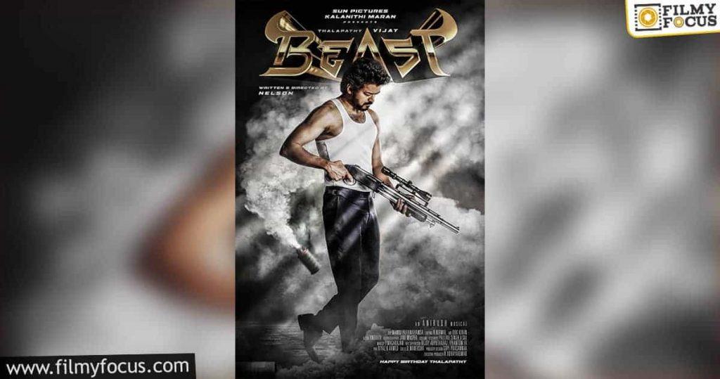 thalapathy vijay's next is 'beast'1