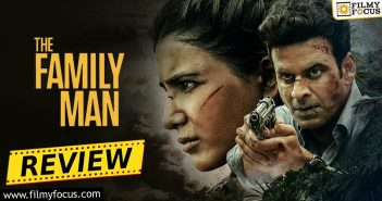 the family man season 2 review and rating eng