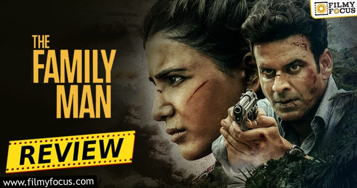The Family Man Season 2 Review and Rating!