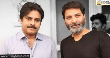 trivikram back to pawan as he continues to wait