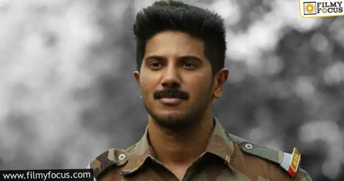 what happened to dulquer salmaan's telugu project
