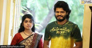 anand deverakonda, manasa radhakrishnan 'highway' regular shoot begins