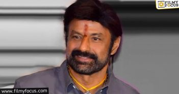 big buzz young director in talks for balayya's next