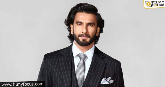 bollywood star ranveer singh all set for his television debut