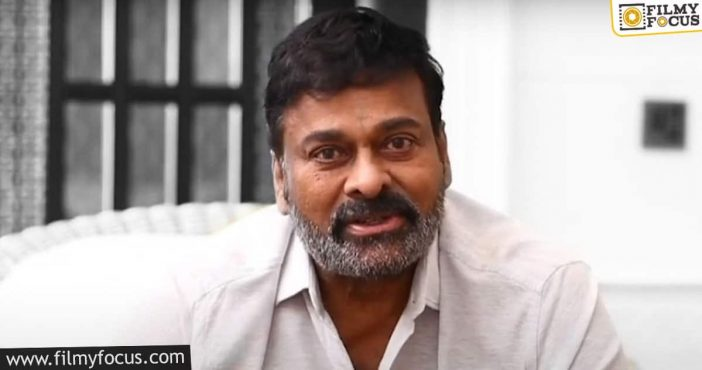chiranjeevi finally gives priority to originals over remakes!