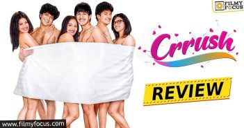crrush movie review and rating eng
