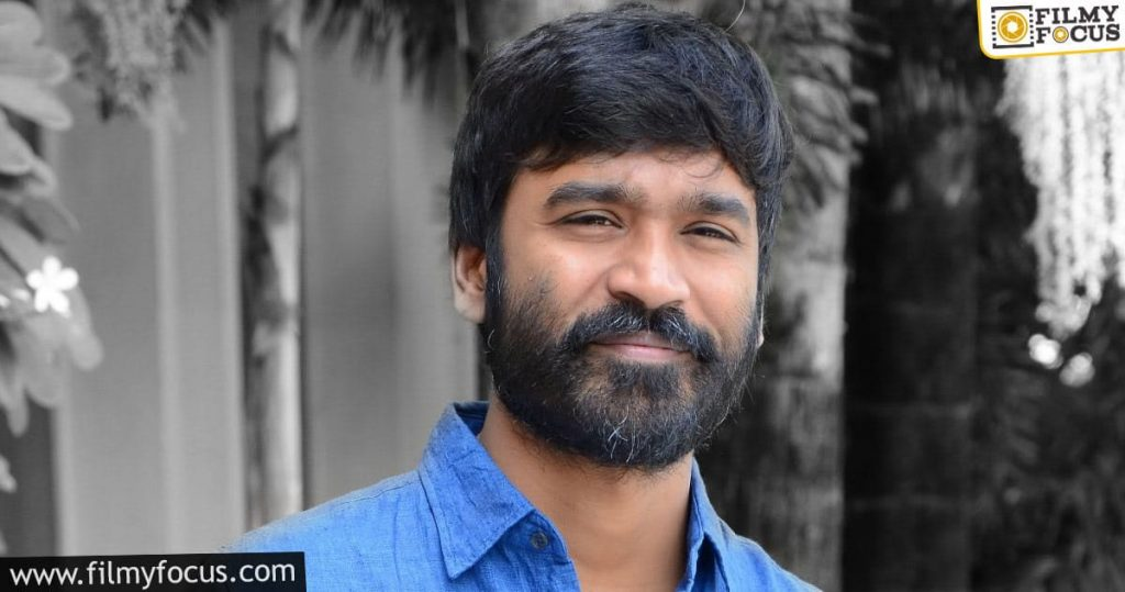dhanush puts tollywood on hold till next year