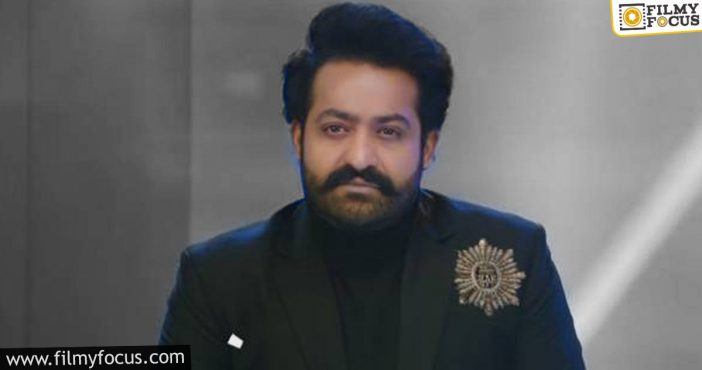 huge set work underway for ntr's game show