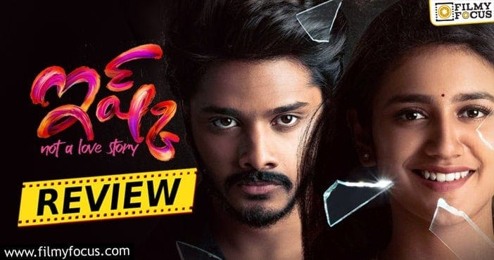 Ishq Not A Love Story Movie Review and Rating.!