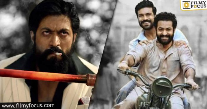 kgf and rrr two massive films at risk