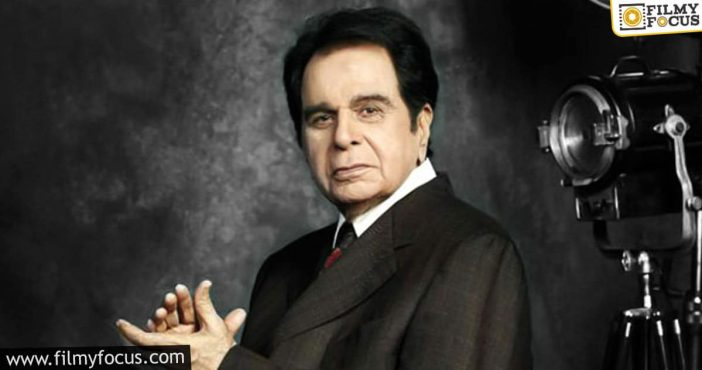 legendary bollywood actor dilip kumar passes away